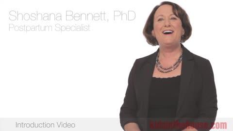 Shoshana  Bennett, PhD, Clinical Psychologist & Postpartum Specialist